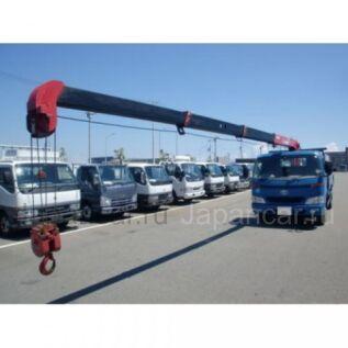 Бортовой+кран Toyota TOYOACE TRUCK 2000 года во Владивостоке