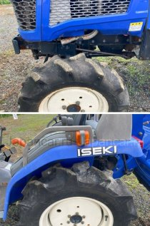 Трактор колесный Iseki TM150 2012 года во Владивостоке
