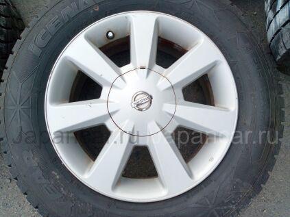 Диски 16 дюймов Nissan ширина 6.5 дюймов вылет 45 мм. б/у в Челябинске