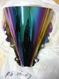 стекло ветровое  YAMAHA YZF-R6 2006-2007год  купить по цене 1800 р.