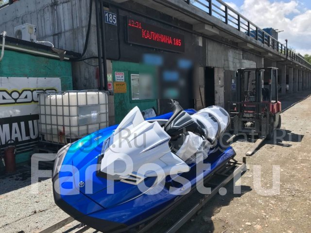 водный мотоцикл YAMAHA FX CRUISER SVHO 2018 2018 года