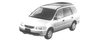Honda Odyssey M 1998 г.