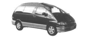 Toyota Estima Lucida ELUCEO 1998 г.