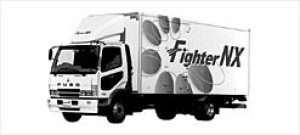 Mitsubishi Fighter NX D-VAN Truck 2003 г.