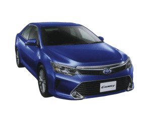 Toyota Camry Hybrid Leather Package 2015 г.