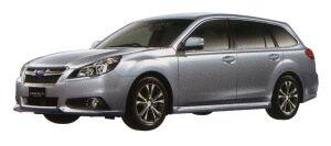 Subaru Legacy Wagon 2.5i B-SPORT EyeSight G Package 2014 г.