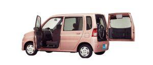 Mitsubishi Toppo with Swivel Passenger Seat 2009 г.