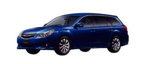 Subaru Legacy TOURING WAGON 2.5GT SI-Cruise 2009 г.