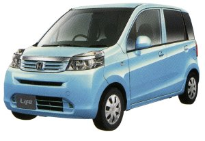 Honda Life G (FF) 2014 г.