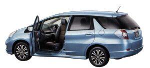 Honda Fit Shuttle HYBRID 2014 г.