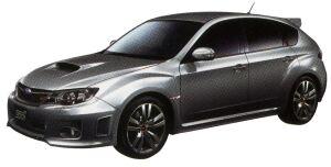 Subaru Impreza WRX STI 5door 2014 г.