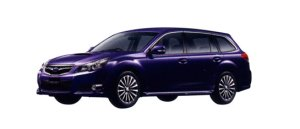 Subaru Legacy TOURING WAGON 2.5GT S Package 2009 г.