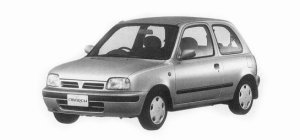 Nissan March 3 doors 1300A# 1993 г.