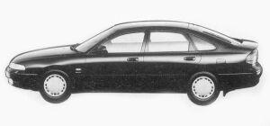 Mazda Efini MS-6 V6 1.8 TYPE S 1993 г.