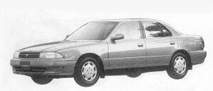 Toyota Camry 1800 1992 г.
