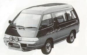 Toyota Townace SHARM 1992 г.