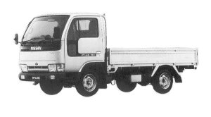 Nissan Atlas 1.5T LONG FULL SUPER LOW DX 1992 г.