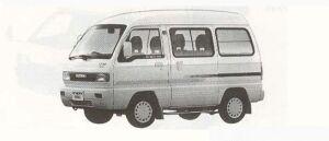 Suzuki Every JOY POP SOUND 1990 г.