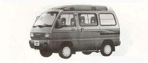 Suzuki Every INTERCOOLER TURBO SUPER MULTI ROOF 1990 г.