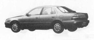 Toyota Camry SEDAN 2000 DIESEL TURBO 1990 г.