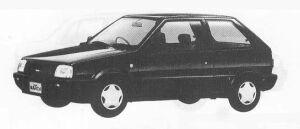 Nissan March 3DOOR HATCH BACK I-Z 1990 г.