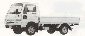 Nissan Atlas 4WD 1.5T LONG FULL SUPER LOW 1990 г.