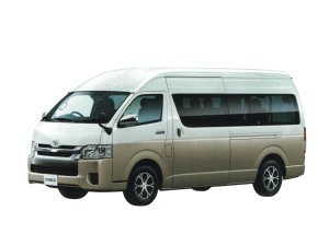 Toyota Hiace Wagon Grand Cabin (2WD) 2020 г.