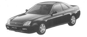 Honda Prelude Si 1997 г.