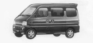 Suzuki Every WAGON JOYPOP AERO TURBO 1999 г.