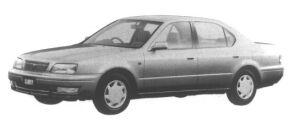 Toyota Camry 1800XJ 1995 г.