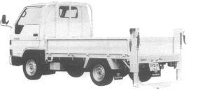 Toyota Hiace Truck POWER LIFT 1995 г.