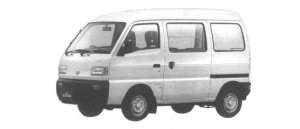 Mazda Autozam Scrum 2WD 1994 г.