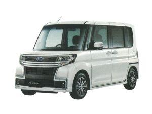 Subaru Chiffon Custom R Limited Smart Assist 2018 г.