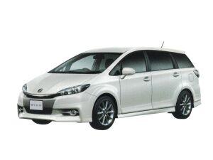 Toyota Wish 2.0Z 2018 г.