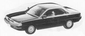 Mazda Persona 2000 DOHC TYPE-B 1991 г.