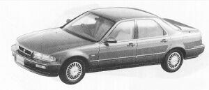 Honda Legend SEDAN TYPE a 1991 г.
