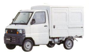 Mitsubishi Minicab Truck Panel Van 2005 г.