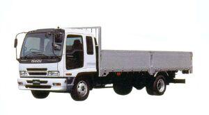 Isuzu Forward Smoother-F 177kW (240PS), Intercooler Turbo 2005 г.