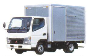 Mitsubishi Fuso CANTER GUTS D-VAN Truck 2005 г.