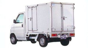 Honda Acty Truck Fresh Delivery 4WD (Dry) 2005 г.