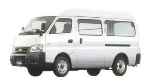 Isuzu Como Super Long Van, High Roof, 4WD LD, 3 or 6 passengers 2005 г.