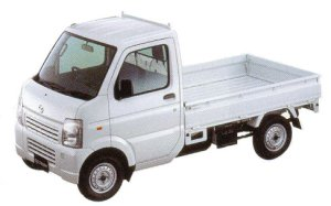 Mazda Scrum Truck KC Special 2005 г.