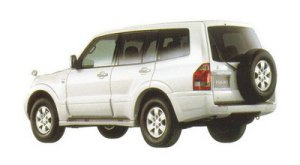 Mitsubishi Pajero LONG ZR 2005 г.