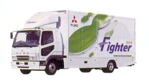 Mitsubishi Fuso  Fighter D-VAN (DRY) Truck 2005 г.