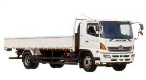 Hino Ranger FG Wide Cab 9 ton 2005 г.