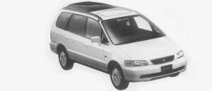 Honda Odyssey L 1996 г.