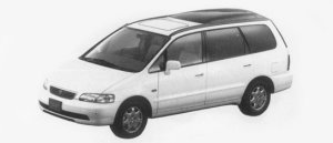 Honda Odyssey EXCLUSIVE 1996 г.