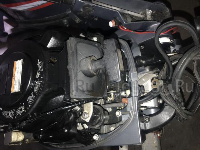 мотор подвесной YAMAHA лодочный мотор YAMAHA F15 2013 года