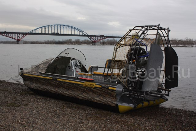 аэролодка Аэролодка Аллигатор 590 2021 года